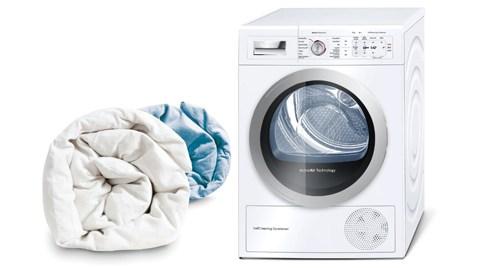 9 Kiloluk Dev Kurutma: Bosch HomeProfessional