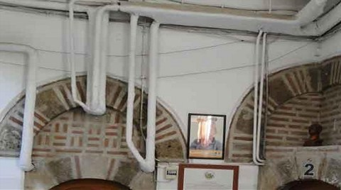 Bursa'daki 'Dünya Mirası'na Boru Döşemişler!