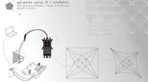 IntoMotion Workshop'ları İzmir'de Başlıyor
