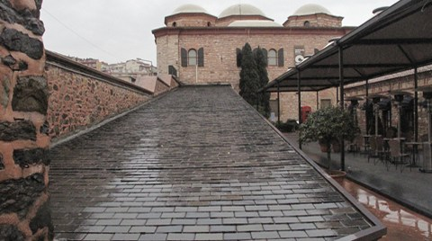 Rahmi Koç Müzesi'nin Çatısı Arduvaz Sistemiyle Yenilendi