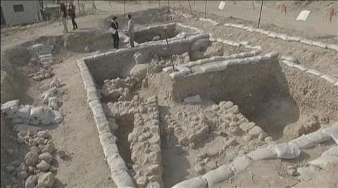 10 Bin Yıllık Şehir Bulundu