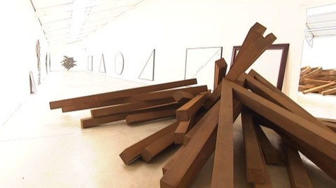 Sanatla Dövülen Çelik