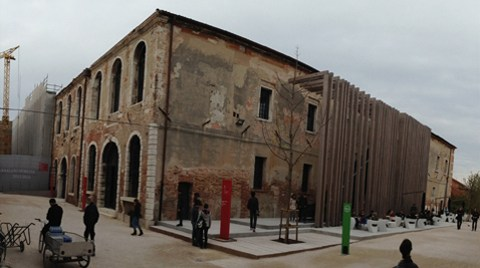 Türkiye Venedik Bienali'nde Mekân Sahibi Oldu