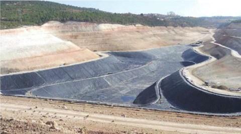 Atık Barajı Tamamlanıyor!