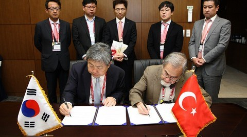 İMO'dan Koreli Mühendislerle İşbirliği Anlaşması