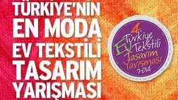 4. Türkiye Ev Tekstili Tasarım Yarışması