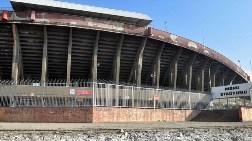 Cebeci İnönü Stadı'na AVM Golü