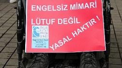 """""""Engelsiz Mimari Lütuf Değil, Yasal Haktır"""""""