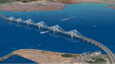 Köprü Bitmeden Geçiş Ücreti Belirlendi!