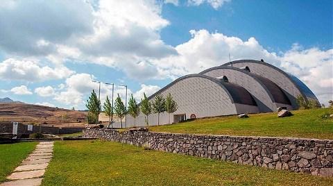 Avrupa Konseyi Ödülü Bayburt Baksı Müzesi'nin
