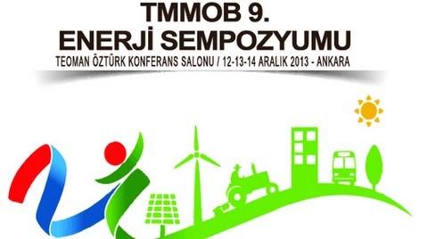 TMMOB 9. Enerji Sempozyumu