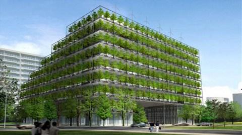 Gaziantep'e Ekolojik Bina Başarı Ödülü!