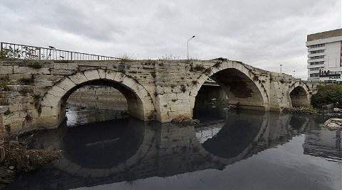 Mimar Sinan'ın Köprüsü İhmalden Çürüyor!