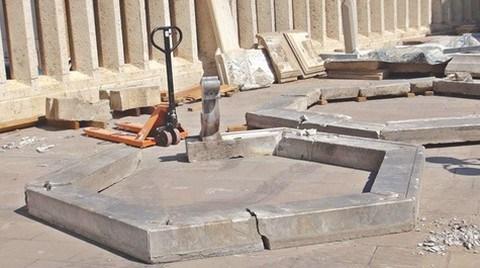 750 Yıllık Havuz Kırıldı, Müdür 'Sabredin' Dedi