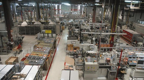 Bosch Manisa'da 600 Binin Üzerinde Kombi Üretecek