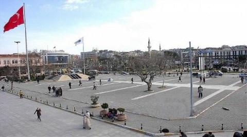 Kadıköy Meydanı Yayalaştırılıyor!