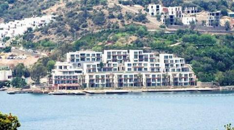 Bodrum'da Ruhsatsız Otellerin Yıkımı Durduruldu!