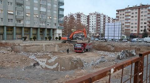 Anıt Yerine Apartman Yapılacak