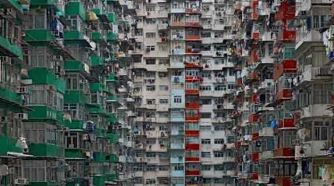 İşte Dikey Şehirleşmenin Dehşet Fotoğrafları!
