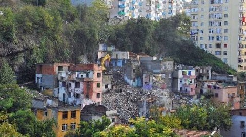 Kentsel Dönüşümden Etkilenen Nüfus 1 Milyon 200 Bini Geçti
