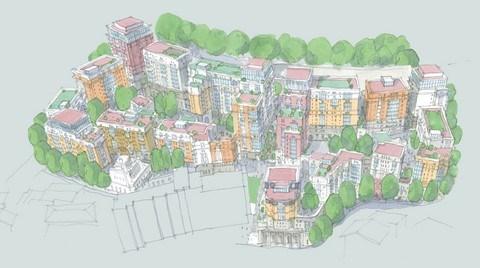 Amplio'dan 'Haliçenazır' Yeni Bir Mahalle