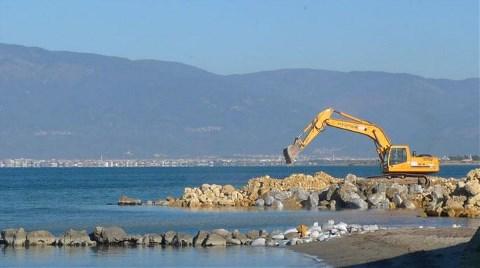 Kıyı Katliamını Belediye de Durduramıyor!