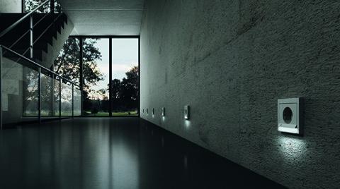 Berker LED'li Priz ile Karanlıktan Korkmaya Son!