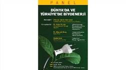 Dünyada ve Türkiye'de Biyoenerji Semineri