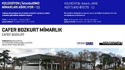 Koleksiyon / İstanbulSMD, Cafer Bozkurt'u Ağırlıyor