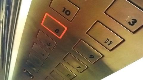 """Asansörler """"Alarm"""" Veriyor"""