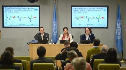 BM 2014'te %3 Büyüme Bekliyor