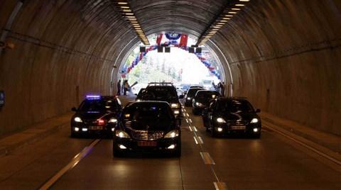 İstanbul'da 3 Tünel Trafiğe Kapanacak!
