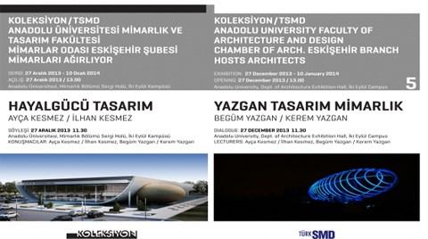 Koleksiyon / TSMD Sergileri Eskişehir'e Konuk Oluyor