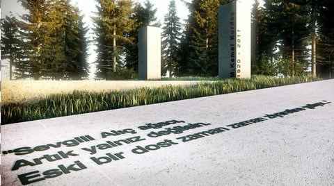 Kemal Kurdaş Anıt Mezarı Mimari Proje Yarışması Sonuçlandı