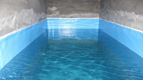PVC Su Yalıtım Örtüsü: Simplan/ PVC Geomembran