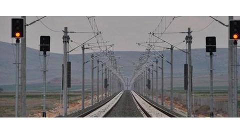 Kemalpaşa OSB Demiryolu Tamamlanıyor