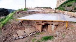 2 Bin Yıllık Mezarlar Asfalt Altında Kalacak!