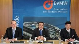 Almanya'da KOBİ'ler 2014'te 180 Milyar Avro Yatırım Yapacak