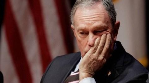 Bloomberg New York için Kendi Cebinden Harcamış