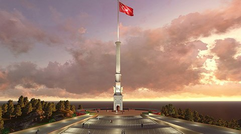 Sarıkamış Şehitleri için 99 Metrelik Anıt