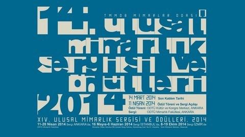 XIV. Ulusal Mimarlık Sergisi ve Ödülleri