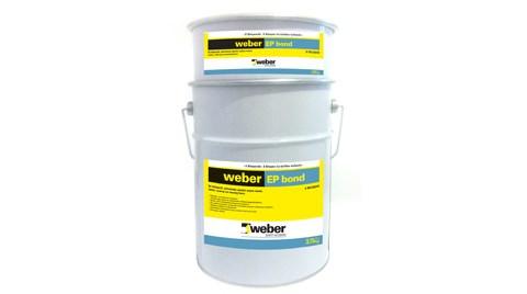 Su Yalıtımında Yeni Çözüm: weber EP bond