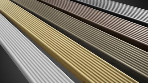 Zemin ve Cephe Kaplama Çıtası: Listotech® Doğal Taş Deck