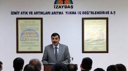 İZAYDAŞ 32 Bin Ton Tehlikeli Atığı Enerjiye Dönüştürdü