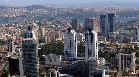 İstanbul Ofis Stoğu 3 Yılda 3 Milyon Metrekare Artacak