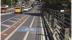 Veliefendi-Zeytinburnu Bisiklet Yolu Ne Kadar Güvenli?