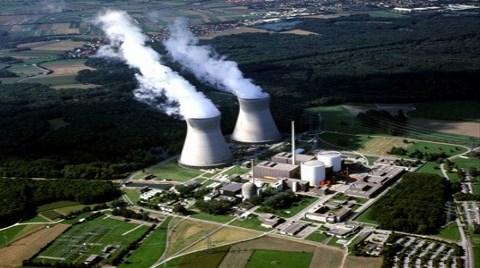 Almanya`da Nükleer Sızıntı!