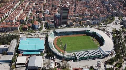 Tarihi Stadın Yerine Otoparklı Meydan!