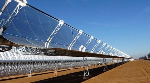 Ruukki Dünyanın En Büyük Enerji Santralinde
