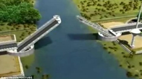 Köprüyü Ters Birleştirdiler
